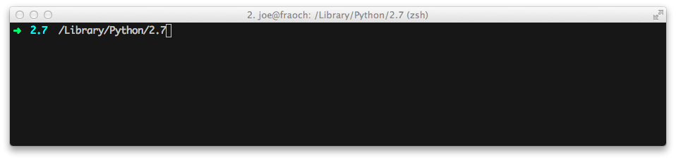 My favourite Zsh features